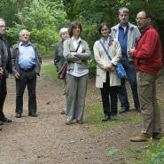 Exkursion mit Umwelt- und Plaungsausschuss 2, Foto H. Langhoff