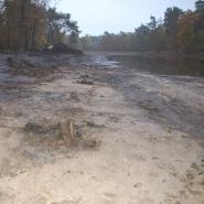 Entschlammtes Ufer 2, Foto: W. Itjeshorst